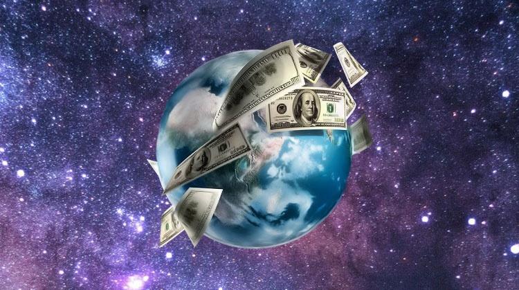 Масштабные трансграничные перетоки капитала происходят из возможности зарабатывать на различных финансовых рынках.
