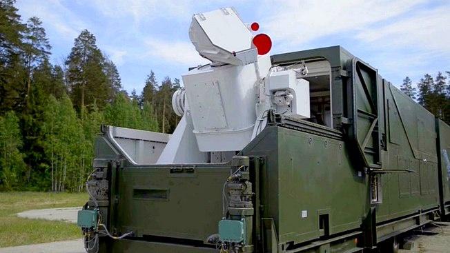 Почему лазерные танки разрабатывались только в СССР?