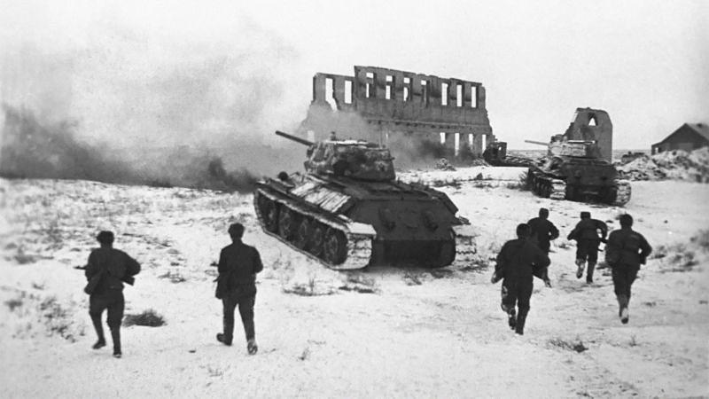 «Южнее Мценска 4-я танковая дивизия Германии была атакована русскими танками, и ей пришлось пережить тяжёлый момент. Впервые проявилось в резкой форме превосходство русских танков Т-34».