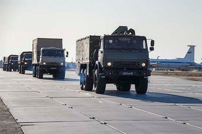 Россия оказала помощь Италии в борьбе с коронавирусом.