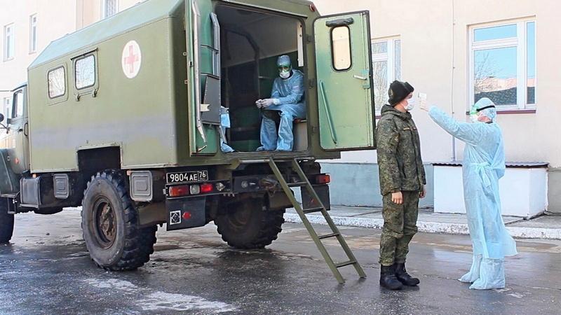 C 25 по 28 марта на семи полигонах Западного и Центрального военных округов в рамках проверки прошли тактико-специальные учения.