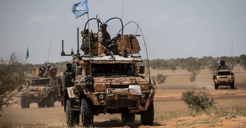 Швеция собирается послать в Мали солдат, бронетехнику и вертолёты для участия в оперативной группе «Такуба».