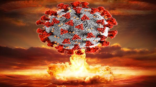 COVID-19: репетиция ядерного апокалипсиса