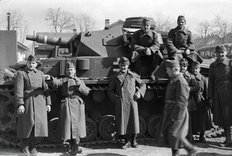 Против нас в годы Великой Отечественной войны воевали 22 венгерские дивизии.