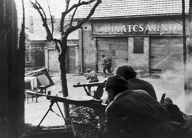 Ожесточённые бои по ликвидации 188-тысячного гарнизона города, продолжались в течение всего января 1945 года и первой половины февраля.