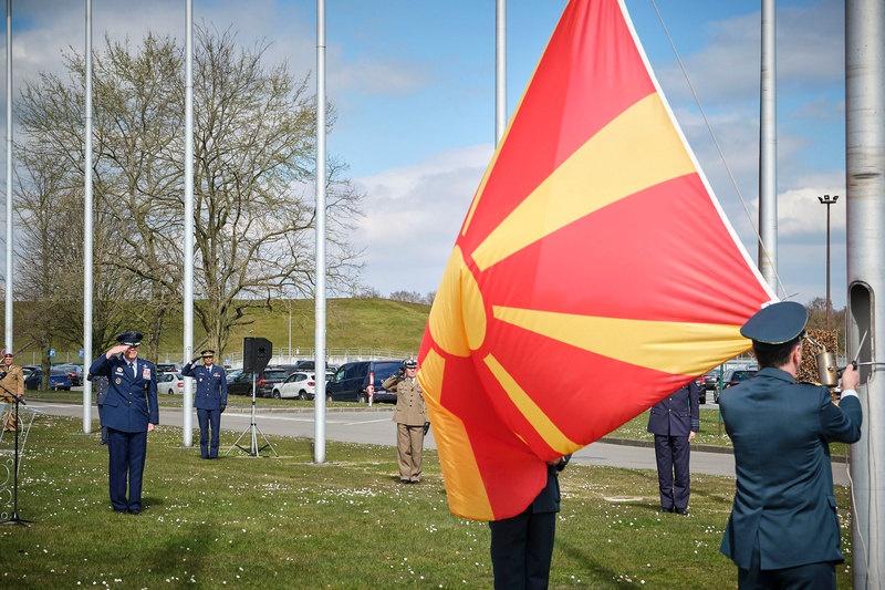 Северная Македония вошла в состав НАТО.