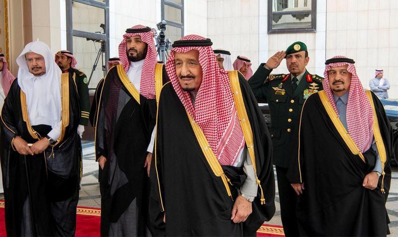Королевская семья, приватизировавшая часть активов государственной нефтедобывающей компании.