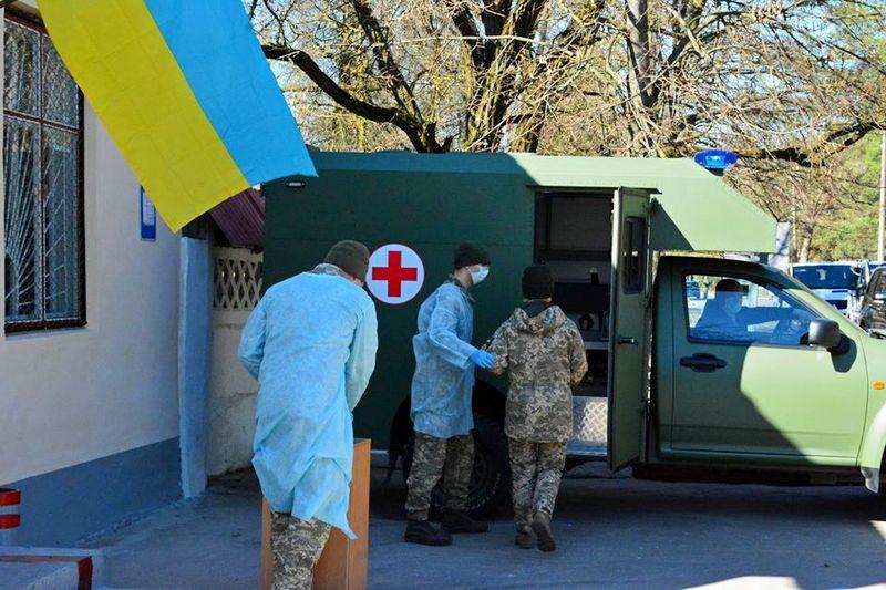 Ситуации с пандемией в рядах ВСУ ухудшается.