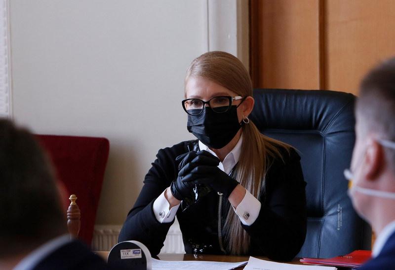 Лидер партии «Батькивщина» Юлия Тимошенко обвинила Зеленского в предательстве Родины.