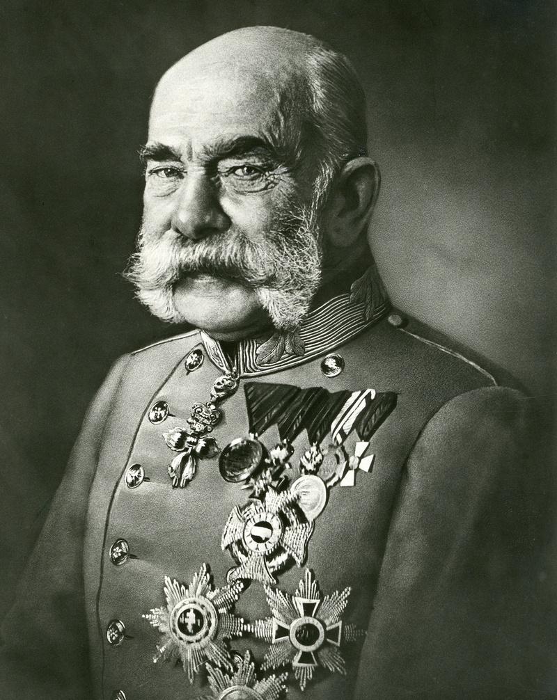 Император Франц-Иосиф I.