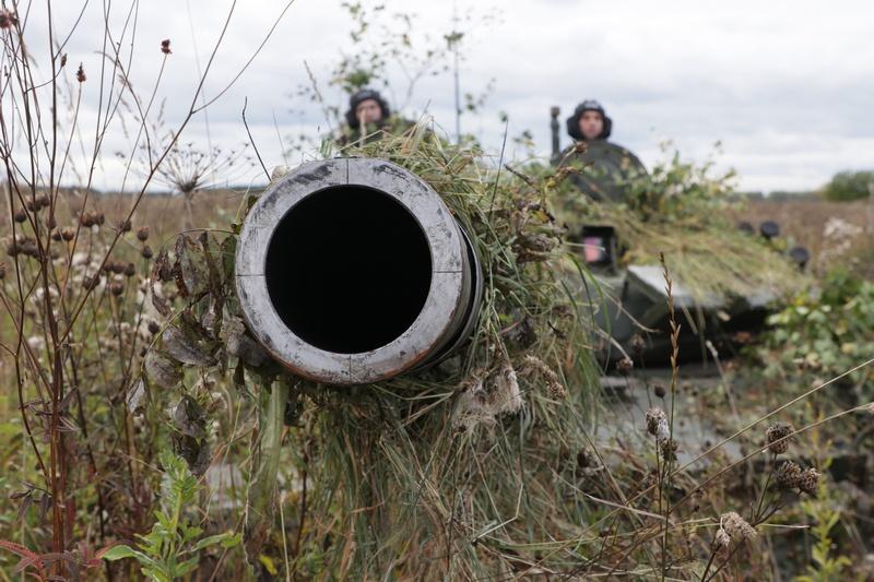 Боеготовность и вооружение 41-й общевойсковой армии соответствуют самым современным требованиям.