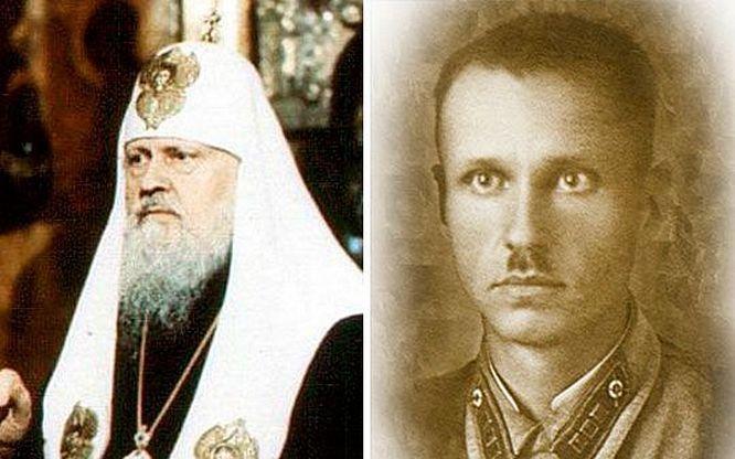 Патриарх Московский и всея Руси Пимен (Извеков) в Великую Отечественную служил заместителем командира роты в 702-м стрелковом полку.
