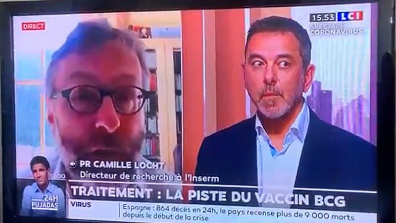 В эфире телеканала LCI учёные предложили испытать на африканцах, насколько вакцина против туберкулёза, БЦЖ, может бороться с коронавирусом.