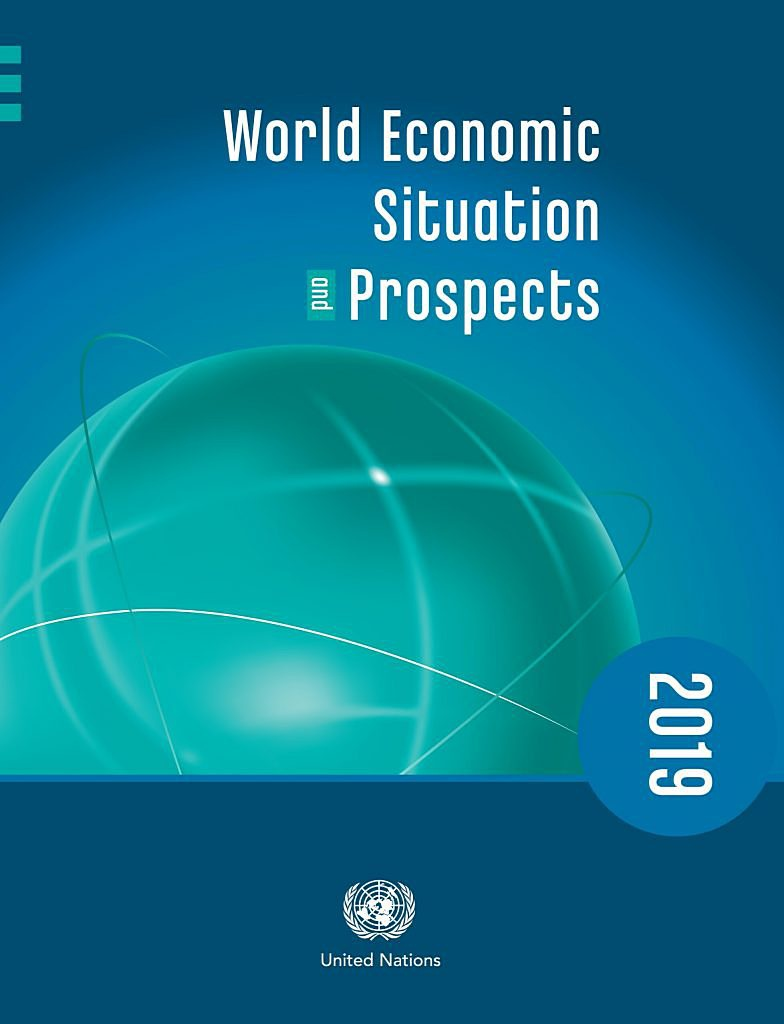 В докладе ООН World Economic Situation and Prospects говорится, что в 2019 г. реальный рост мировой экономики оказался самым низким за последние десять лет.