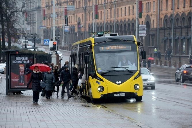 На улицах Минска не чувствуется угрозы пандемии.