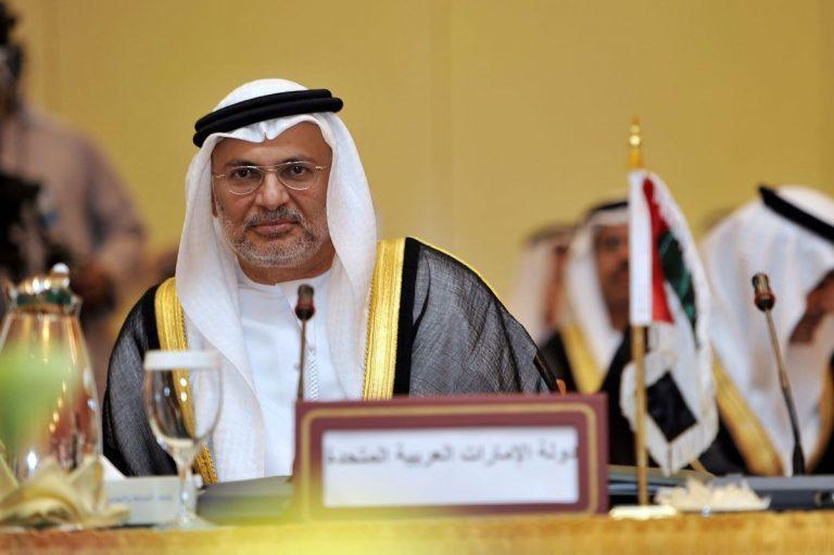 Министр иностранных дел ОАЭ Анвар Гаргашзаявил, что арабские страны должны «повернуться лицом к Сирии».