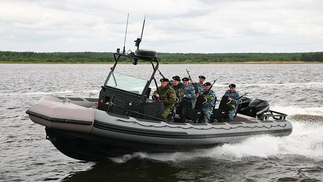 Мал да удал: российские штурмовые катера «завоёвывают» Африку