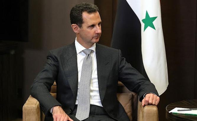 Подпадают под новый закон и президент Асад, и его супруга Асма, и много других важных лиц.