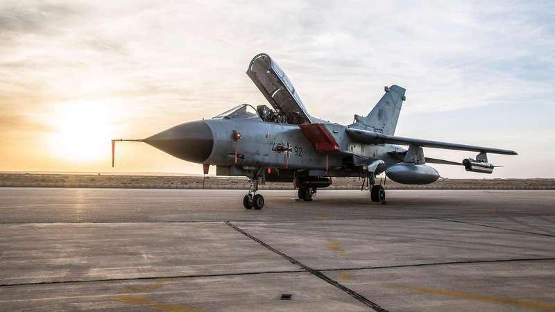 На авиабазу 33-й тактической эскадры германских ВВС в Бюхеле завезены обновлённые боевые ядерные системы США.