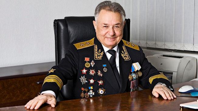Две войны адмирала Саркисова