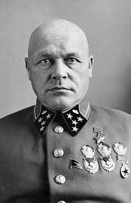 Генерал армии Дмитрий Павлов.