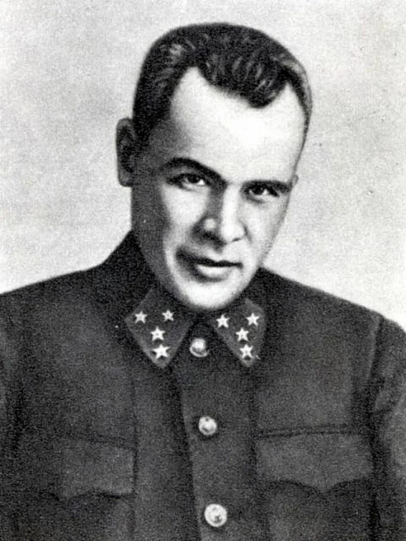 Генерал-полковник Фёдор Кузнецов.