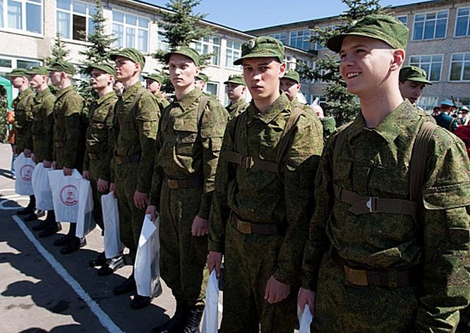 Большинство наших призывников будут служить в войсках Западного военного округа.
