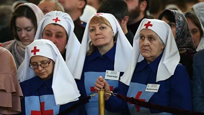 Впервые в современной истории создаётся школа военного духовенства, школа сестёр и братьев милосердия.