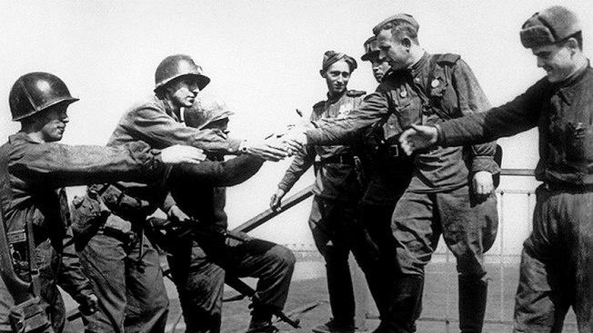 Как союзники делили поверженную Германию