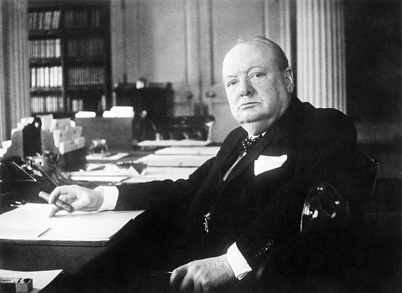 С целью давления на советское руководство Черчилль предложил не придерживаться согласованных решений и не отводить американские и английские войска с занятых ими территорий советской зоны.