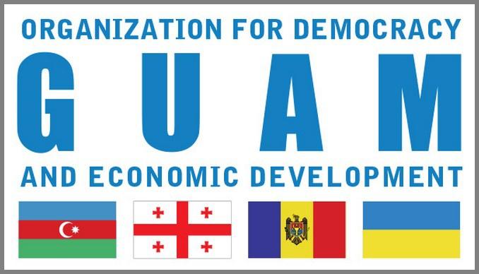 Молдавия с 1997 года входит в откровенно антироссийское объединение ГУАМ.