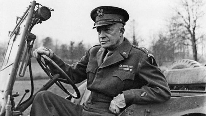 Генерал Эйзенхауэр решительно отверг предложения немцев о подписании сепаратного соглашения о прекращении военных действий и остался верен духу союзнического долга.