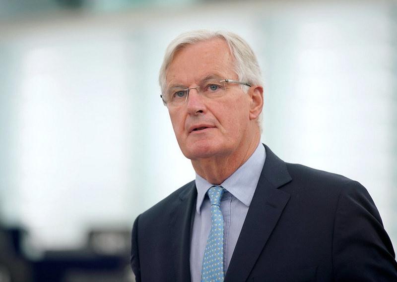 Главный переговорщик Евросоюза по Brexit Мишель Барнье.
