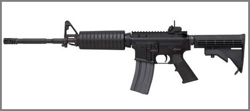 В числе других достоинств М-4 есть возможность переделывать оружие под себя: подобрать приклад, рукоять, прицелы, цевьё, поставить регулируемый спуск.