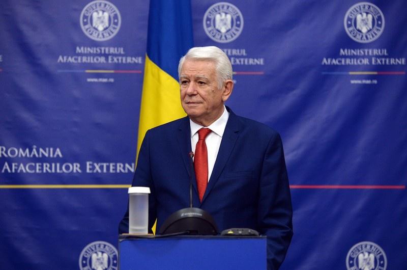Тогдашний министр обороны Румынии Теодор Мелешкану так и не смог опровергнуть абсолютно конкретную российскую озабоченность по поводу пусковых установок Мк-41.