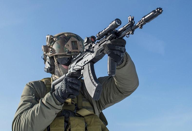 В армейском строю модернизированный АК-12 ещё послужит не один год.