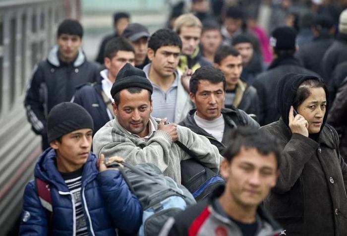 В Россию отправляются миллионы трудовых мигрантов из государств Центральной Азии.