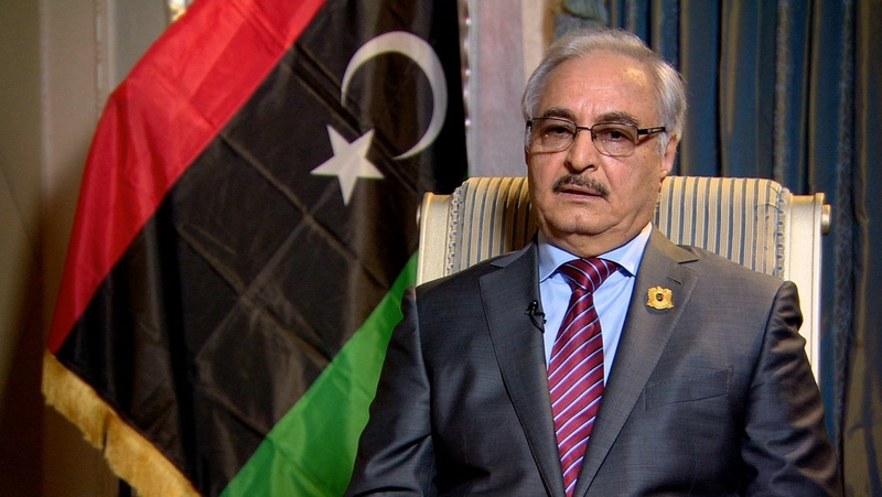 Нынешний ливийский лидер генерал Халифа Хафтар считает, что именно наша страна может, как в своё время СССР, помочь африканским народам.