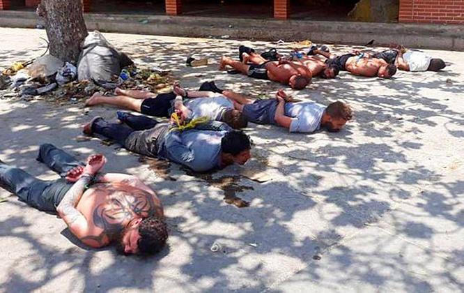Попытка недавнего переворота в Венесуэле окончилась плохо для американских наёмников.