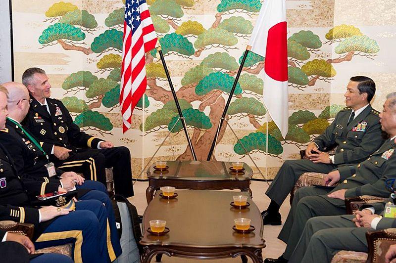 Военный потенциал американо-японского альянса составляет значительную силу в Индо-Тихоокеанском регионе.