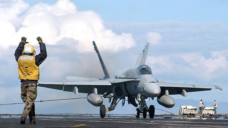 F-18 производства компании Boeing должны стать основой обновлённой системы носителей американского ядерного оружия в Германии.