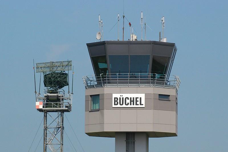 США хранят около 20 атомных бомб типа В61 на военном аэродроме в Бюхеле.