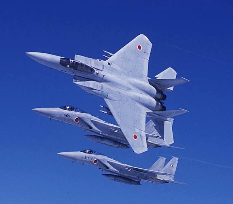 ВВС Японии в перспективе могут эволюционировать в воздушно-космические силы.