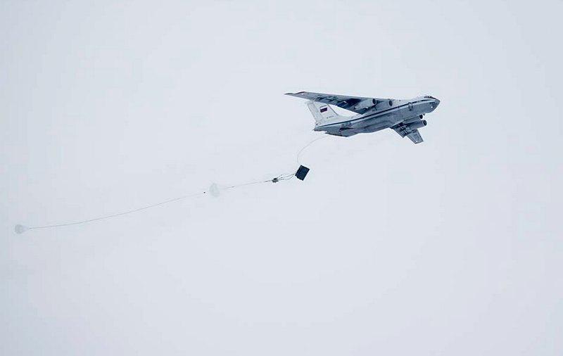 В апреле 2020 года российские десантники совершили десантирование с высоты 10.000 метров в районе архипелага Земля Франца Иосифа.