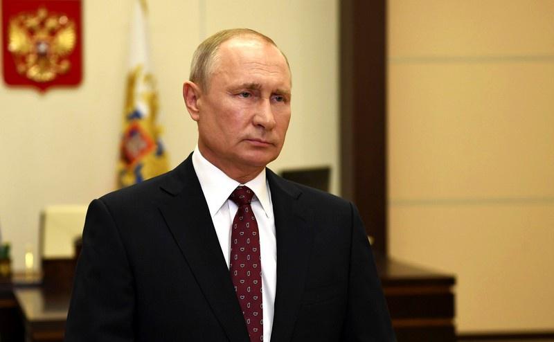 Президент Российской Федерации Владимир Путин.