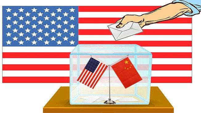 Американо-китайское противостояние на виражах предвыборной гонки