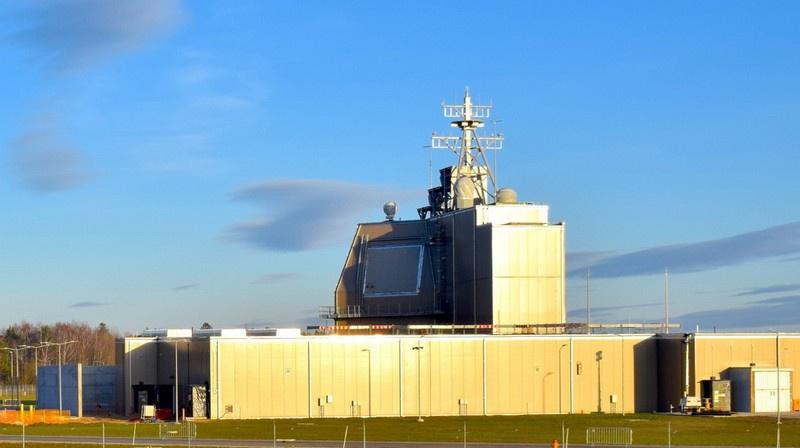 Cтроительство в посёлке Редзиково американского комплекса противоракетной обороны Aegis Ashore.