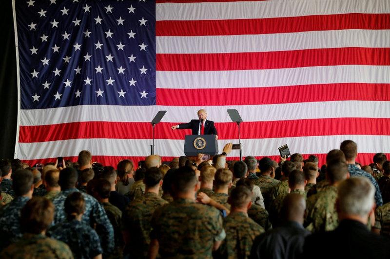 «Голос разума» в Пентагоне заглушает бой военных барабанов - Америка готовится к войне!