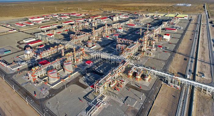 Разработка в партнёрстве с «Лукойлом» проекта освоения газовых месторождений группы «Кандым-Хаузак-Шады».