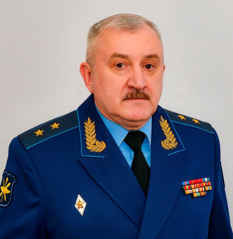 Заместитель главнокомандующего ВКС генерал-лейтенант Юрий Грехов.